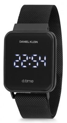 Daniel Klein D:Time unisex karóra, DK12098-5, Sportos, Digitális, Nemesacél
