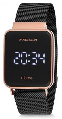 Daniel Klein D:Time unisex karóra, DK12098-6, Sportos, Digitális, Nemesacél
