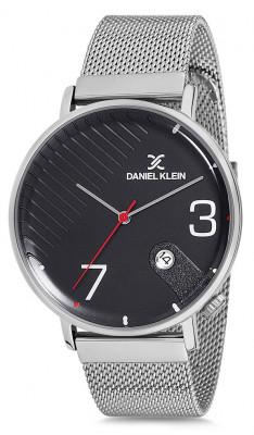 Daniel Klein Premium férfi karóra, DK12147-5, Divatos, Kvarc, Nemesacél