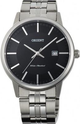 Orient Classic férfi karóra, FUNG8003B0, Klasszikus, Kvarc, Nemesacél