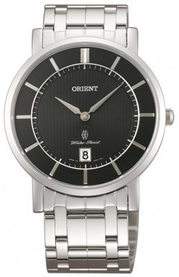 Orient Classic férfi karóra, FGW01005B0, Klasszikus, Kvarc, Nemesacél