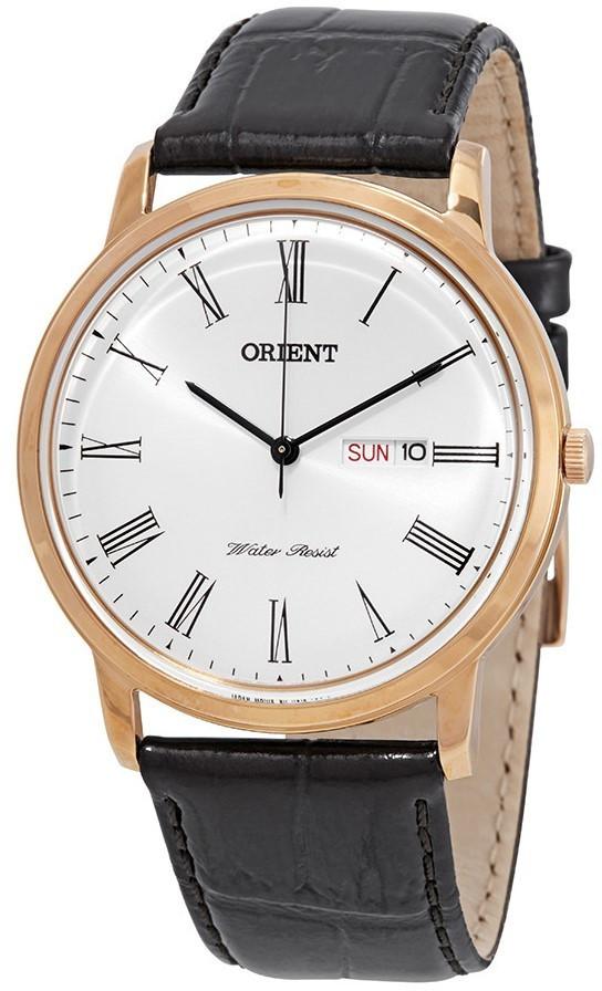 Orient Capital férfi karóra FUG1R006W6 Óra Világ