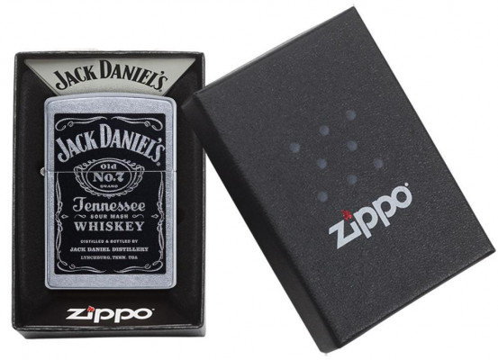 Zippo Jack Daniel's öngyújtó, Z24779
