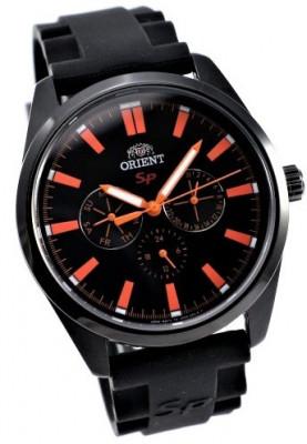 Orient Sporty férfi karóra, FUX00002B0, Sportos, Kvarc, Gumi