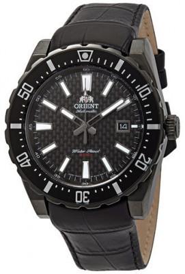 Orient Nami Diver Automatic férfi karóra, FAC09001B0, Búvár, Automata, Bőr