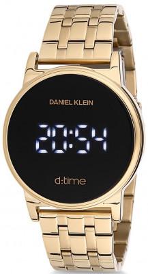 Daniel Klein D:Time unisex karóra, DK12208-5, Divatos, Digitális, IP