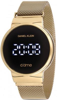 Daniel Klein D:Time unisex karóra, DK12210-3, Divatos, Digitális, IP