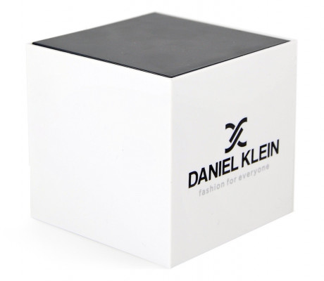 Daniel Klein Exclusive férfi karóra, DK12220-2, Divatos, Kvarc, Bőr
