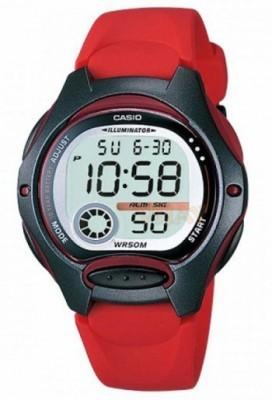 Casio gyermek karóra, LW-200-4A, Sportos, Digitális, Műanyag