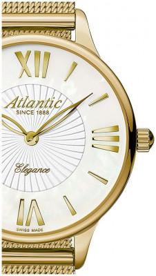 Atlantic Elegance női karóra, 29038.45.08MB, Elegáns, Kvarc, Nemesacél