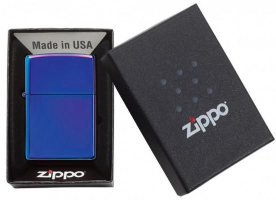 Zippo High Polish Indigo öngyújtó, Z29899