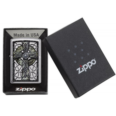 Zippo Celtic Cross Design öngyújtó, Z29622