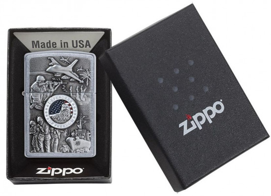 Zippo Joined Forces öngyújtó, Z24457