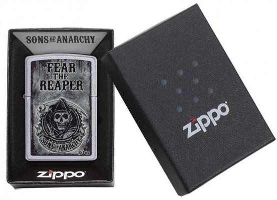 Zippo Sons of Anarchy öngyújtó, Z28502