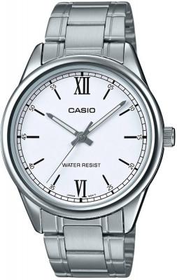 Casio Enticer férfi karóra, MTP-V005D-7B2UDF, Klasszikus, Kvarc, Nemesacél