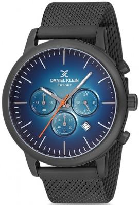 Daniel Klein Exclusive férfi karóra, DK12246-5, Divatos, Kvarc, IP