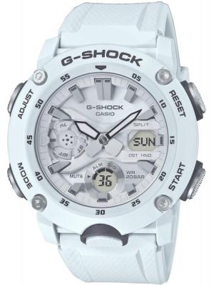 Casio G-Shock G-Classic férfi karóra, GA-2000S-7AER, Sportos, Ana-digi, Műanyag