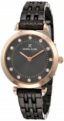 Daniel Klein Premium női karóra, DK11992-5, Divatos, Kvarc, Nemesacél