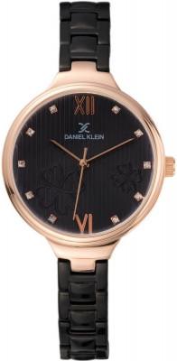 Daniel Klein Premium női karóra, DK11957-5, Divatos, Kvarc, Nemesacél
