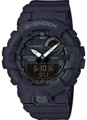 Casio G-Shock G-Squad férfi karóra, GBA-800-1AER, Sportos, Kvarc, Műanyag