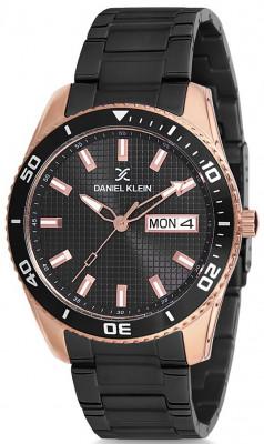 Daniel Klein Premium férfi karóra, DK12237-4, Divatos, Kvarc, Nemesacél
