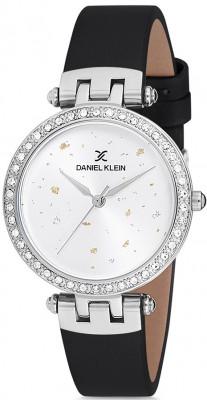 Daniel Klein Premium női karóra, DK12199-1, Divatos, Kvarc, Bőr