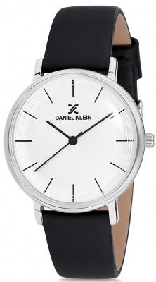 Daniel Klein Premium női karóra, DK12191-1, Divatos, Kvarc, Bőr