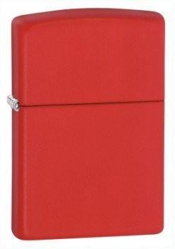 Zippo Regular Red Matte öngyújtó, 233