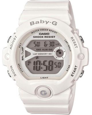 Casio Baby-G női karóra, BG-6903-7BER, Sportos, Digitális, Műanyag