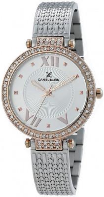 Daniel Klein Premium női karóra, DK.1.12293.1, Divatos, Kvarc, Nemesacél