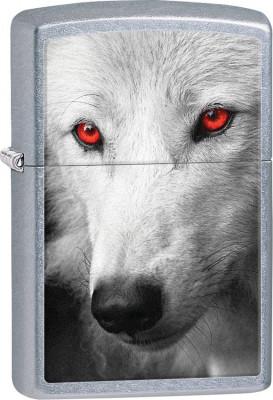 Zippo Wolf With Red Eyes öngyújtó, Z28877