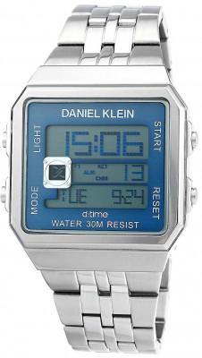 Daniel Klein D:Time férfi karóra, DK.1.12274-3, Sportos, Digitális, Fém