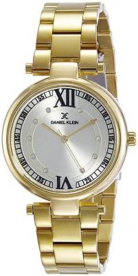 Daniel Klein Exclusive női karóra, DK10914-3, Divatos, Kvarc, Fém