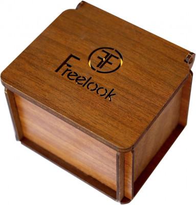 Freelook női karóra, FL.1.10067-1, Divatos, Kvarc, Bőr