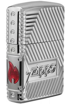 Zippo Luxury Bolts Design öngyújtó, Z29672
