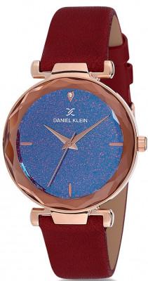 Daniel Klein Premium női karóra, DK12056-4, Divatos, Kvarc, Bőr