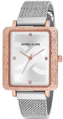 Daniel Klein Premium női karóra, DK12072-4, Divatos, Kvarc, Acél