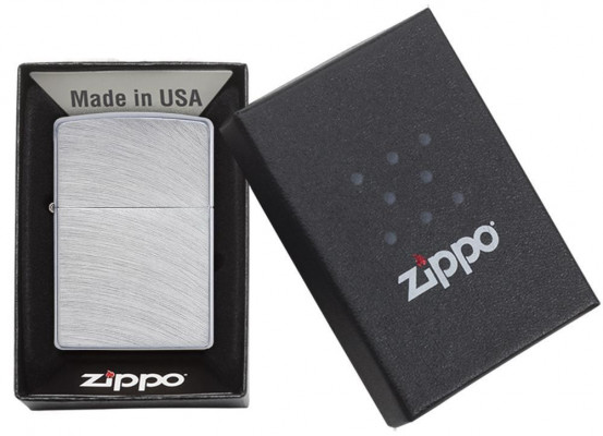 Zippo Classic Chrome Arch öngyújtó, Z24647