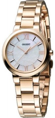 Orient Dressy Elegant női karóra, FQC0N001W0, Elegáns, Kvarc, Nemesacél