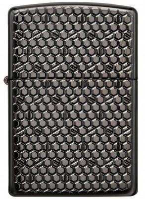 Zippo Black Ice® Design öngyújtó, Z49021
