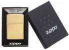 Zippo Armor® High Polish Brass öngyújtó, Z169