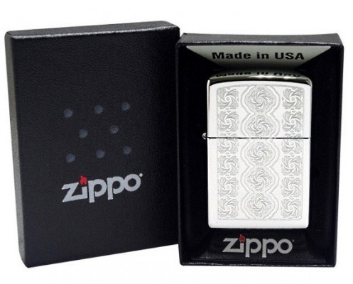 Zippo Swirled Circles öngyújtó, Z28657