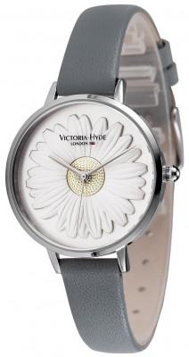 Victoria Hyde női karóra, VH1015F, Divatos, Kvarc, Bőr