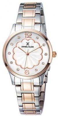 Daniel Klein Premium női karóra, DK11990-4, Divatos, Kvarc, Fém