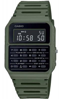 Casio Retro férfi karóra, CA-53WF-3BEF, Sportos, Digitális, Műanyag