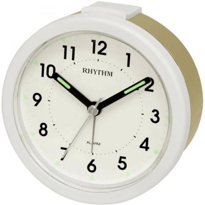 Rhythm ébresztőóra, CRE232NR18, Kvarc