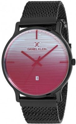 Daniel Klein Premium férfi karóra, DK12125-4, Divatos, Kvarc, Nemesacél