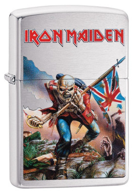 Zippo Iron Maiden öngyújtó, Z29432