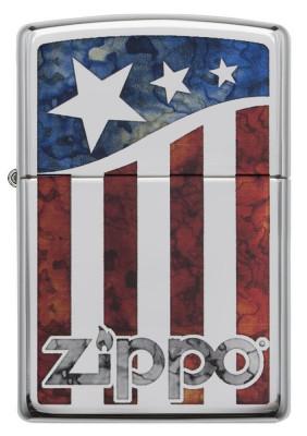 Zippo US Flag öngyújtó, Z29095