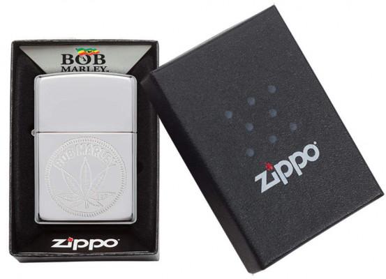 Zippo Bob Marley öngyújtó, Z29769
